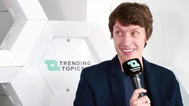 Markus Raunig, Geschäftsführer von AustrianStartups. © Trending Topics