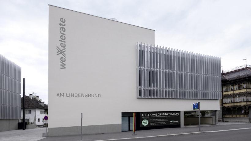 Das neue weXelerate am Lindengrund © weXelerate