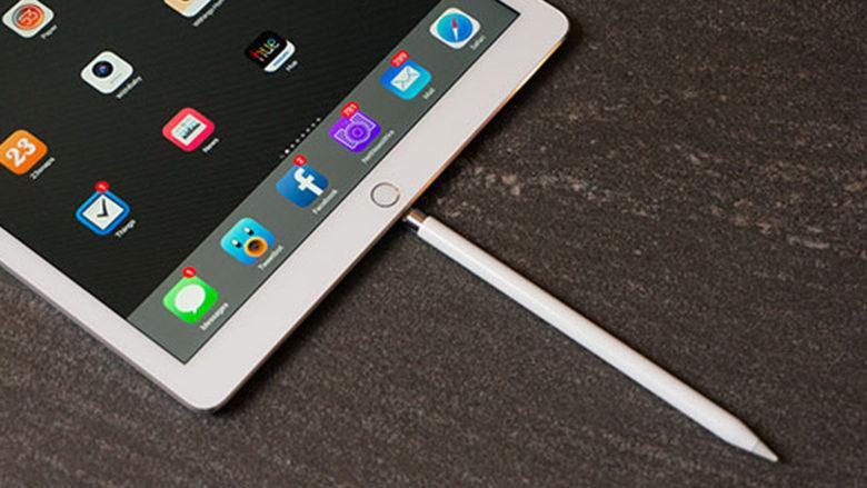 Die Lademöglichkeit des Apple Pencil am iPad. © reddit