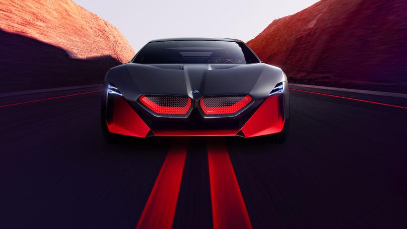 Der BMW Vision M NEXT. © BMW