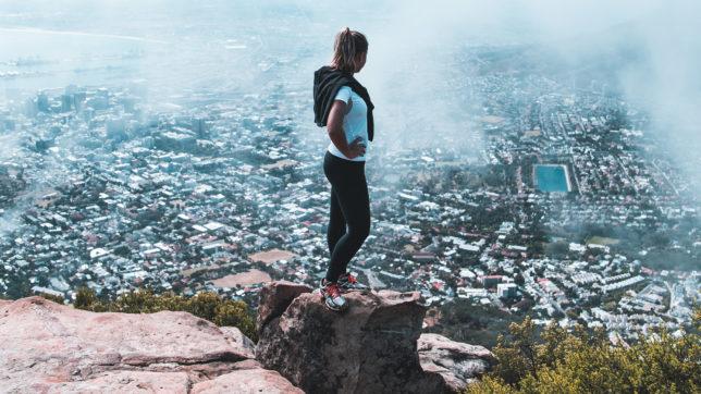 Der Blick auf Kapstadt. © Photo by Arthur Brognoli from Pexels