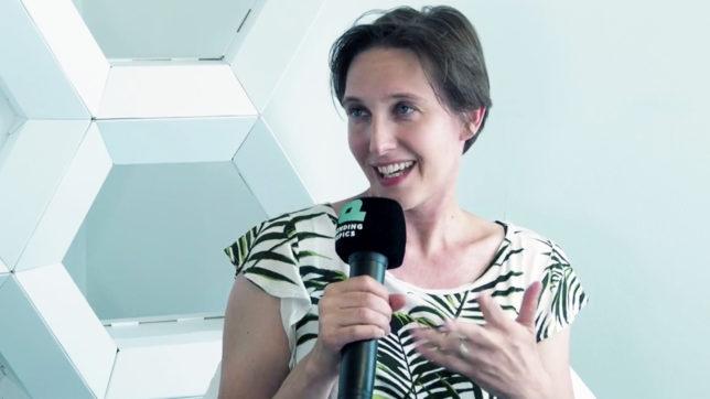 Claudia Eder, CEO von tubics. © Trending Topics