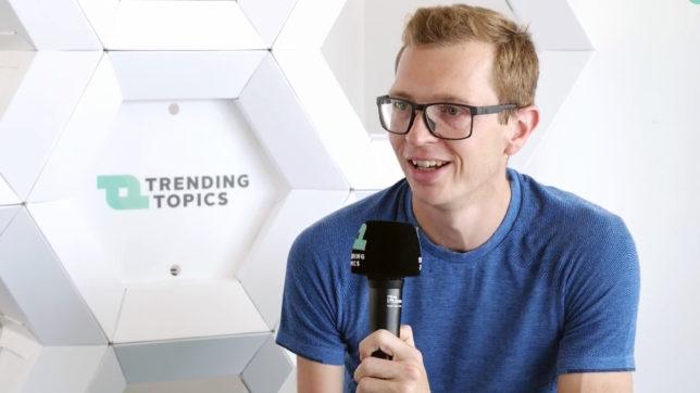 Günther Matzinger, CEO von Windhund. © Trending Topics