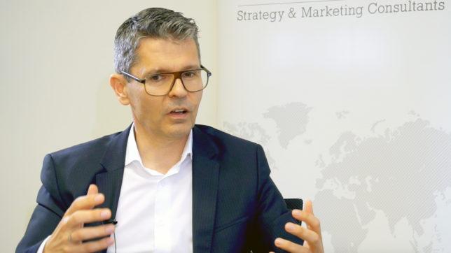 Thomas Haller, Managing Partner bei Simon Kucher & Partners Austria. © Trending Topics