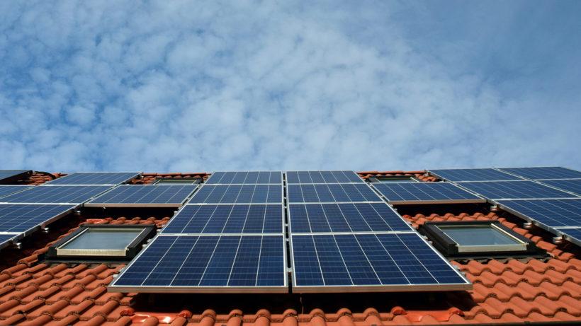 Solardach. © Ulrike Leone auf Pixabay