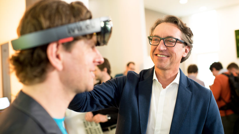 Leonhard Schitter, CEO der Salzburg AG. © Salzburg AG