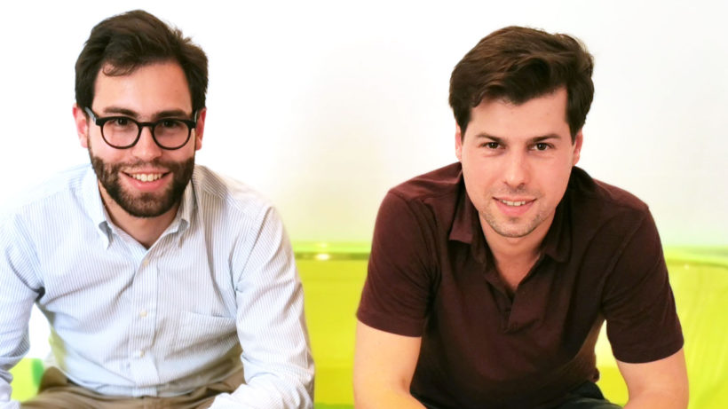 Patrick Wollner und Franz Hoerhager haben Bambus.io gegründet © Bambus