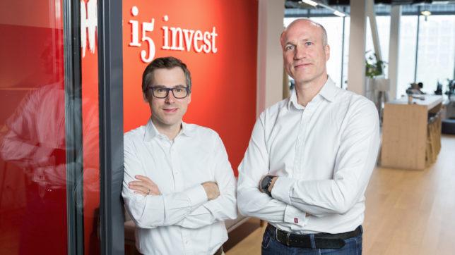 Herwig Springer und Justus Lumpe von i5invest. © i5invest