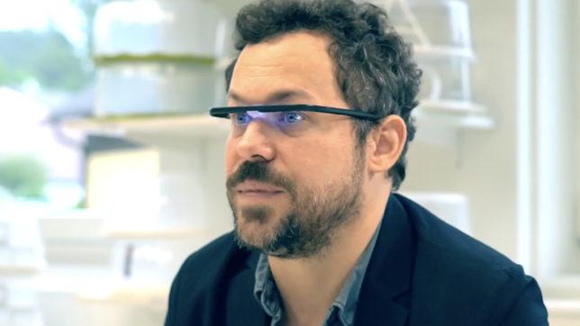 Mark Wallerberger ist Co-Founder von Active Wearables, dem Erfinder der Blaulicht-Brille Pocket Sky © Trending Topics