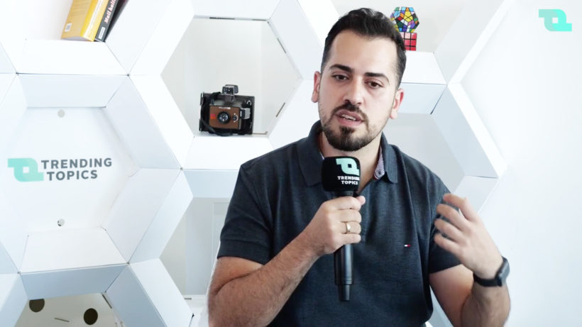 Cemsit Yelgin, CEO und Mitgründer von Waytation. © Trending Topics