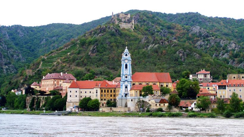 Dürsntein in Niederösterreich. © Anna Armbrust auf Pixabay