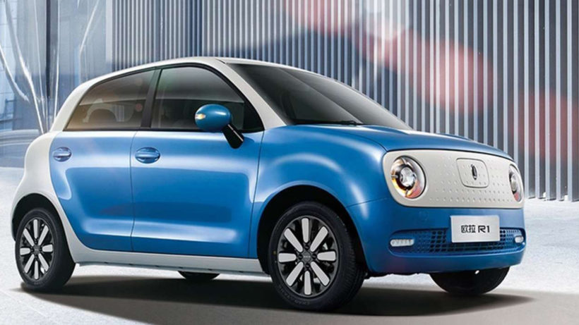 Elektroauto ORA R1 von Great Wall Motors. © Great Wall Motors