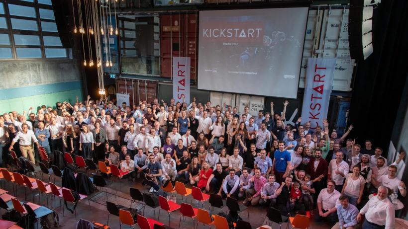 Die Kickstart-Teilnehmer 2019 © Thomas Lüthi