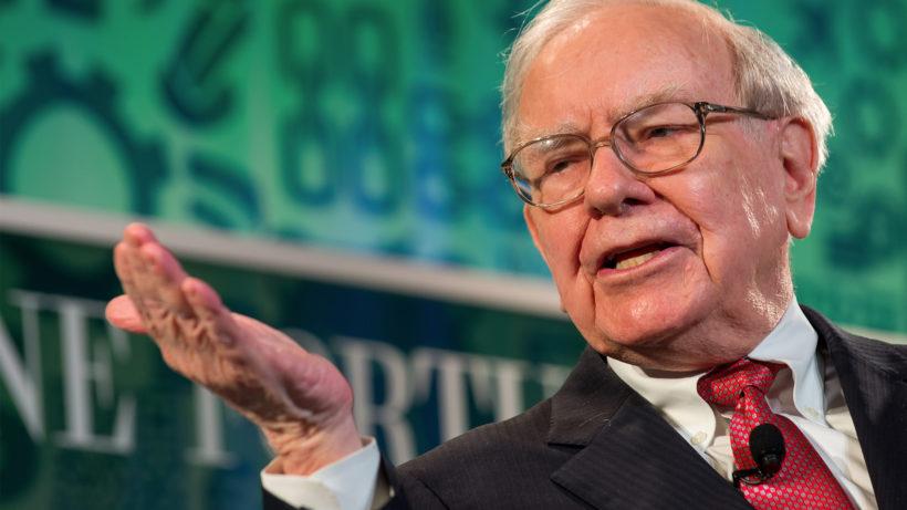Investorenlegende Warren Buffett. © Fortune Live Media via Flickr (CC BY-ND 2.0)