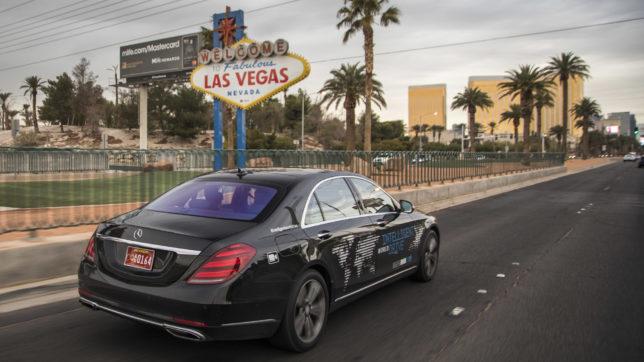 Daimler testet unter anderem in den USA selbstfahrende Autos © Daimler