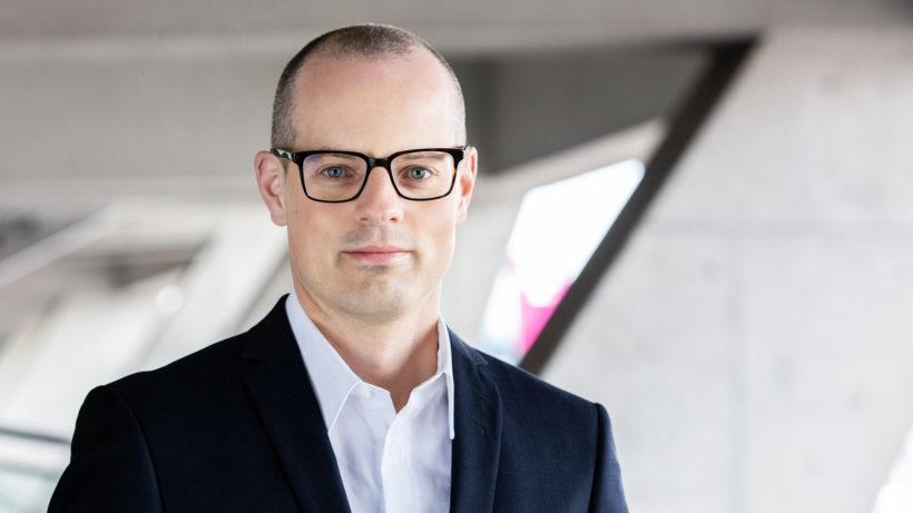 Volker Libovsky ist neuer Technik-Chef von Magenta © Magenta Telekom/Marlena König