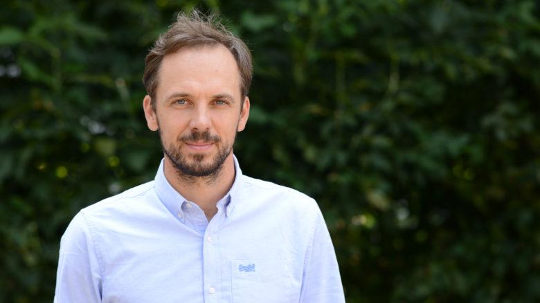 Michael Platzer ist CEO von Mostly AI © Alexandra Ebert / Mostly AI