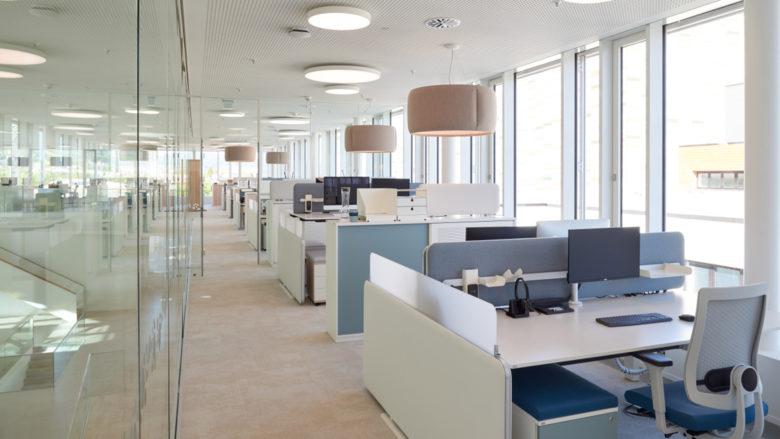 Smart Office von Sedus. © Sedus
