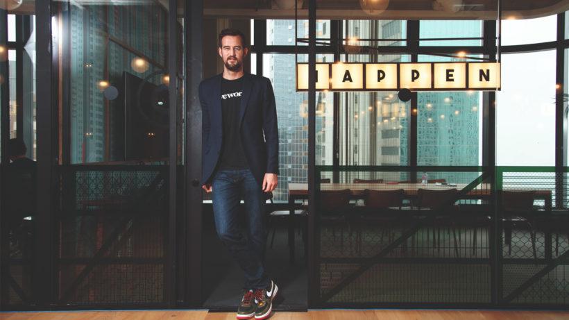 Miguel McKelvey: Mitbegründer und Chief Culture Officer von WeWork. © WeWork