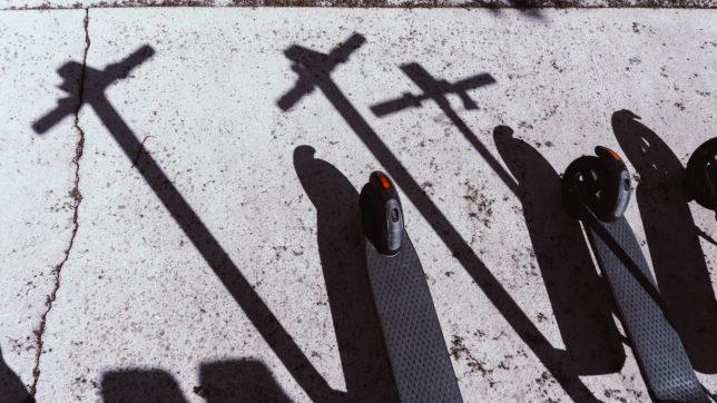 Die Schattenseiten der E-Scooter. © Photo by Brett Sayles from Pexels