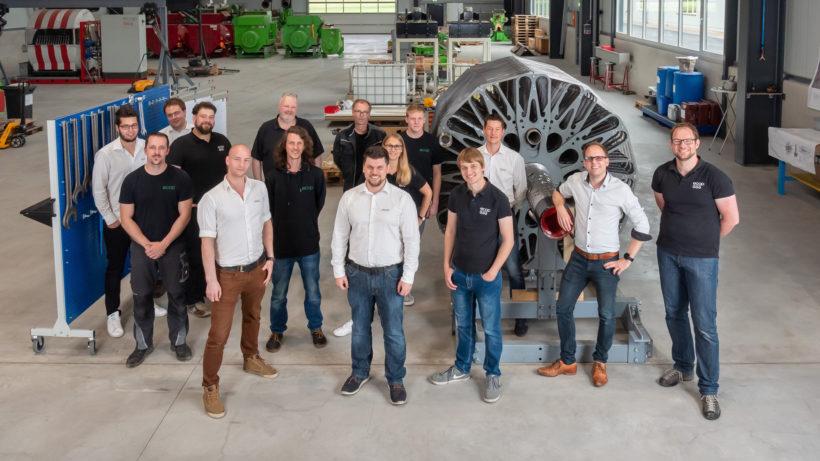 Das Team von Ecop Technologies © Ecop