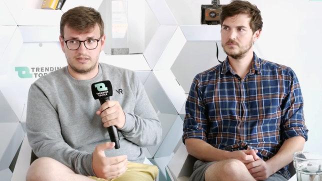 Die beiden getsby-Mitgründer Petar Iliev und Philipp Mayrl. © Trending Topics