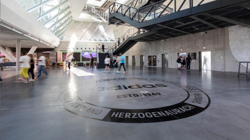 Das Adidas-Hauptquartier in Herzogenaurach. © Adidas