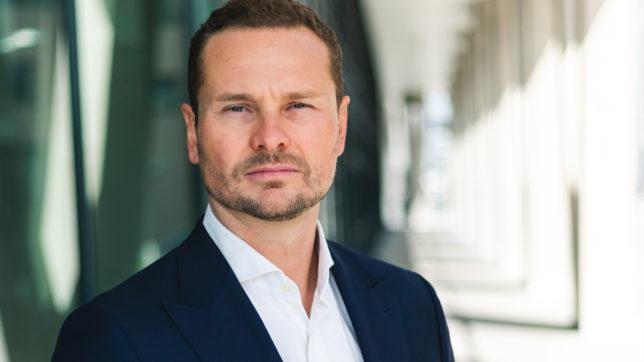 Peter Grausberger, der neue CFO von Bitpanda. © Bitpanda / Rodrigo Marion