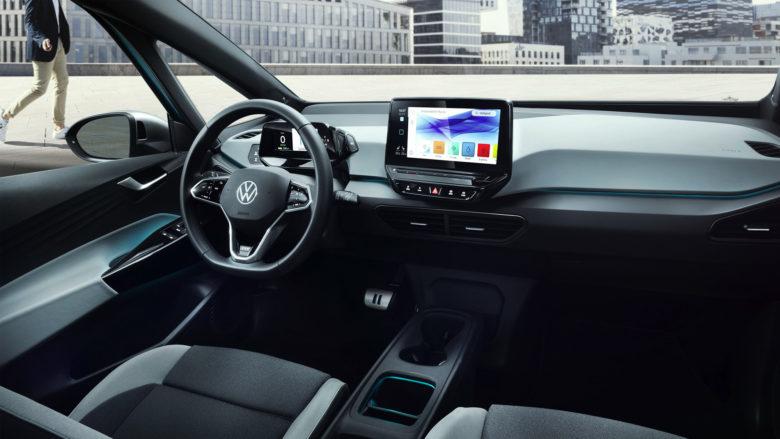 DER VW ID.3. © Volkswagen