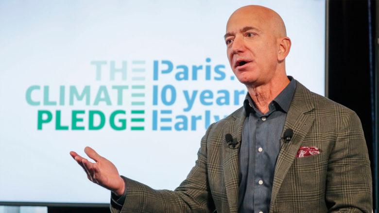 Amazon-CEO Jeff Bezos. © Amazon