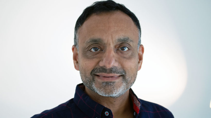 Syed Hoda, Chief Commercial Officer von Crate.io. © Crate.io
