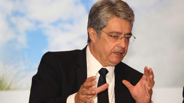 Siemens-Österreich-Chef Wolfgang Hesoun. © Lagger/VERBUND