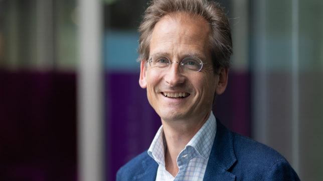 Stefan Klestil, Fintech-Experte und Partner bei Speedinvest. © Speedinvest