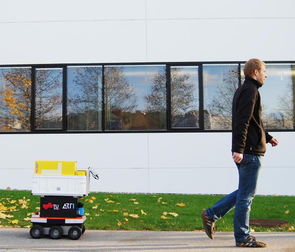 © Autonomous Robot Technology GmbH