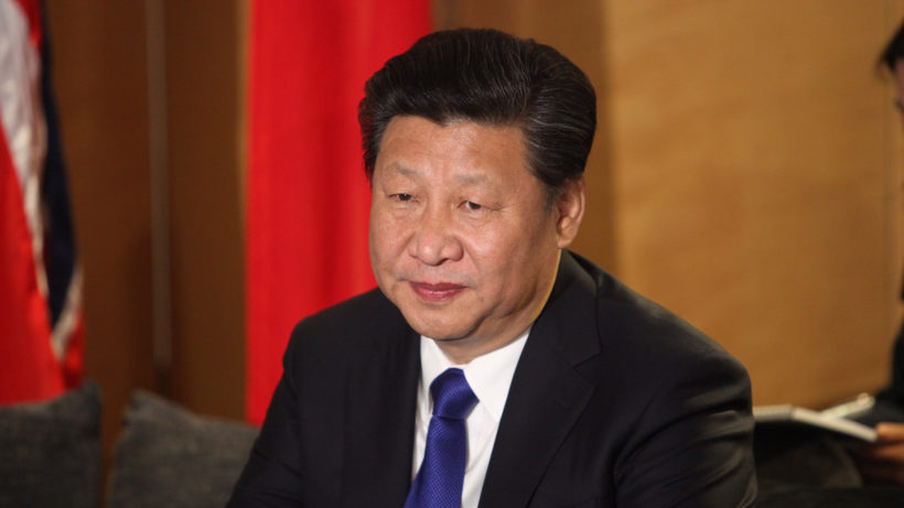 Chinas Präsident Xi Jinping. © Foreign and Commonwealth Office via Flickr (CC BY 2.0)