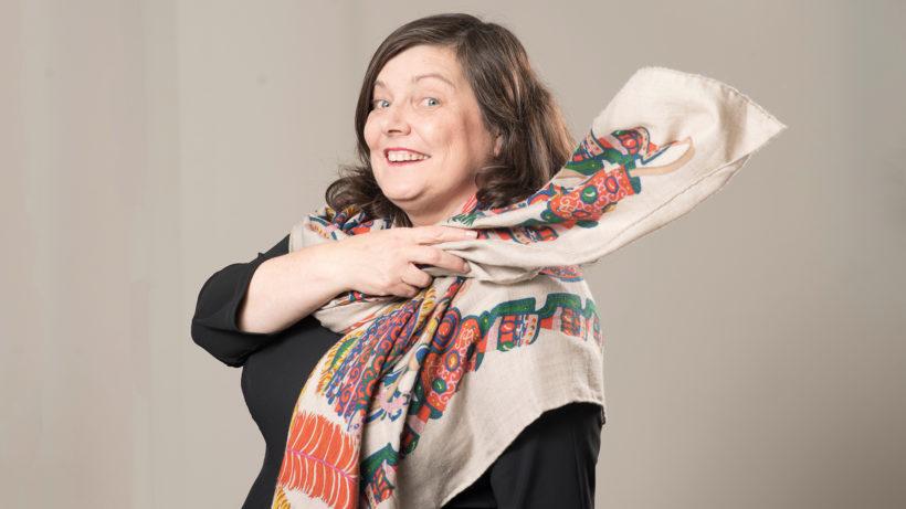 Anne Boden, Gründerin von Starling Bank. © Starling Bank