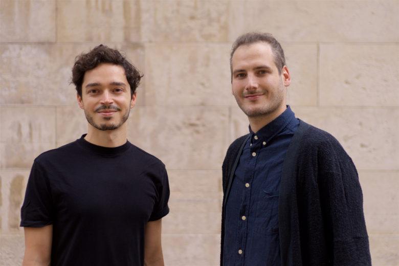 Felix Heuritsch und Mike Leithner von twospot. © twospot