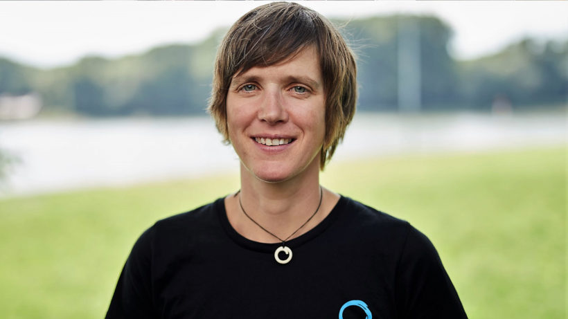 Katrin Schuhen, CEO von Wasser 3.0. © Wasser 3.0