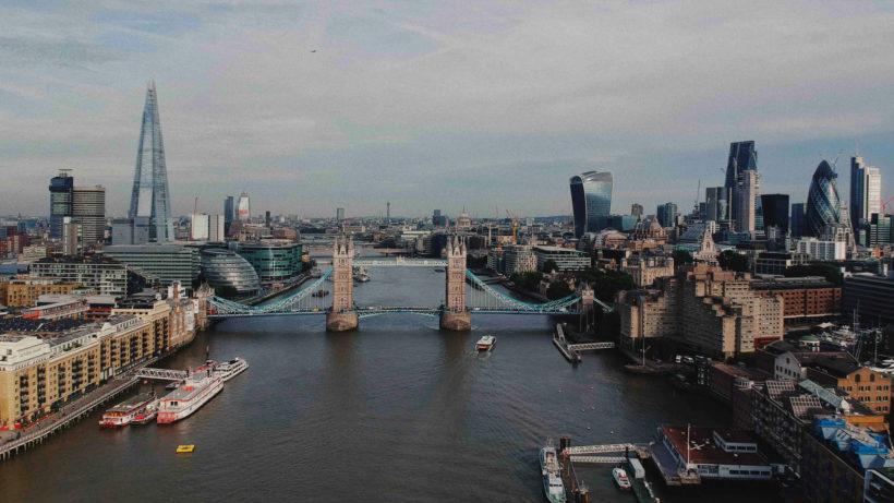 London. © Robert Bye on Unsplash