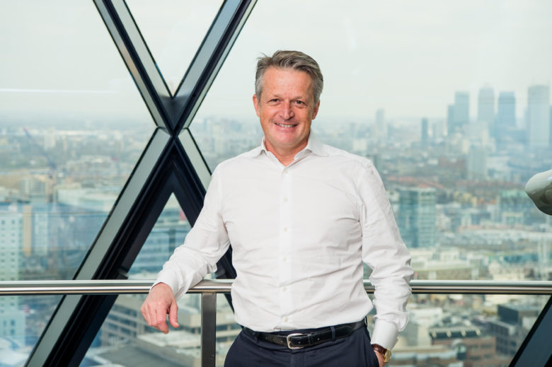 Nigel Walder, Chief Operating Officer von ClearBank. © ClearBank