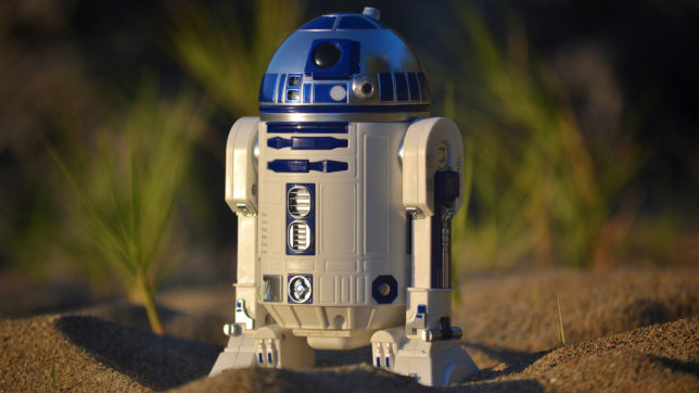 R2D2, der Lieblingsroboter vieler Star-Wars-Fans. © Photo by LJ from Pexels
