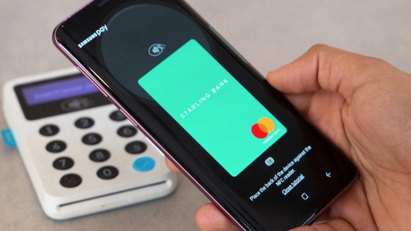 Die Starling-Bank-App. © Starling Bank