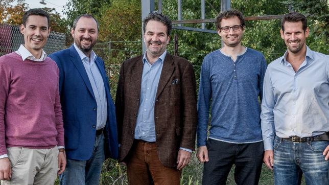 Das usePAT-Team. © usePAT