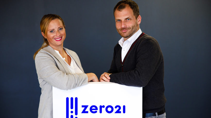 Karin Turki und Jerolim Filippi managen den neuen zero21-Club. © ShootingMusic