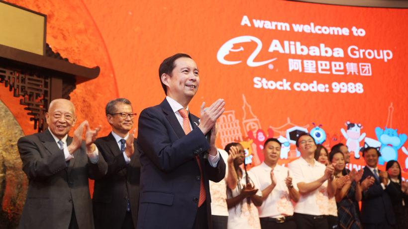 Alibaba-Konzernchef Daniel Zhang. © Alibaba Group