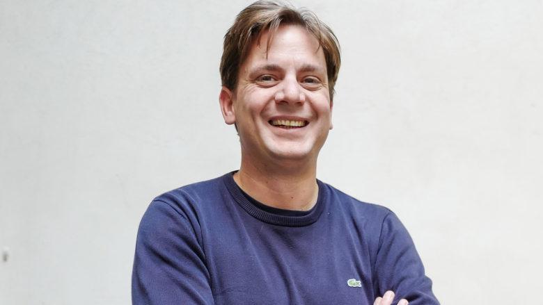 riskine-CEO Ralf Widtmann. © riskine