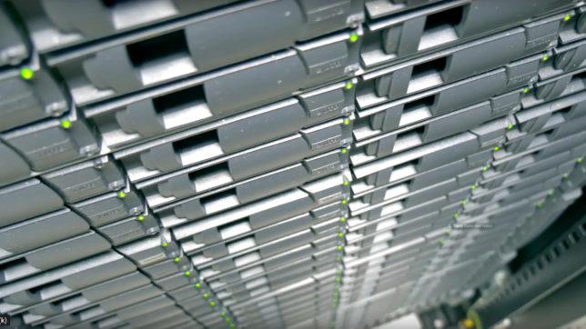 Im Datacenter von Anexia in Wien © Trending Topics