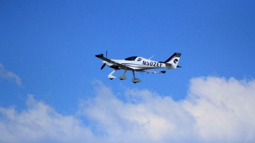 Der eFlyer von Bye Aerospace. © Bye Aerospace