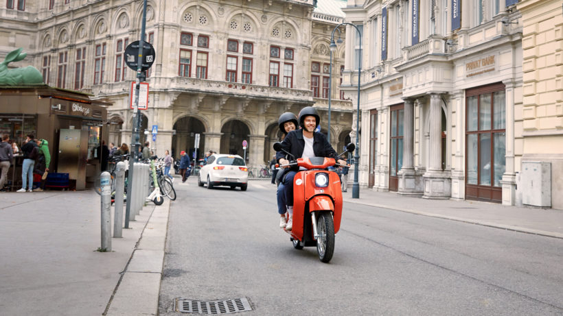 emmy-Roller in der Wiener Innenstadt. © emmy