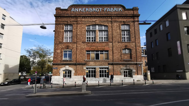 Die Brotfabrik in Wien Favoriten. © Workation Retreat